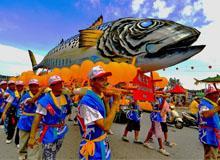 南方澳鲭鱼节