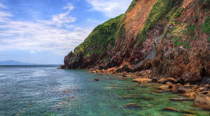 龟山岛旅游图片