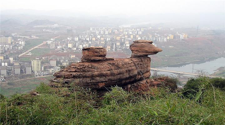 韶关金鸡岭旅游图片