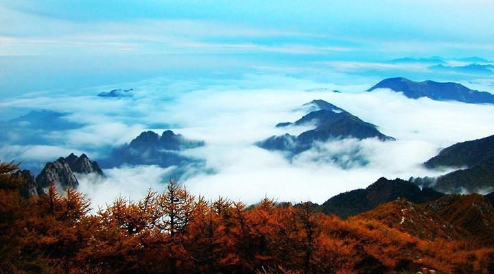 太白山国家森林公园旅游图片