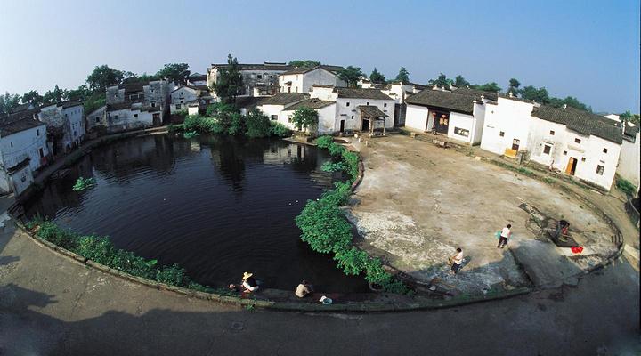 诸葛八卦村旅游图片