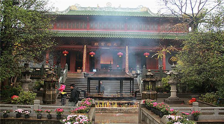南华寺旅游图片