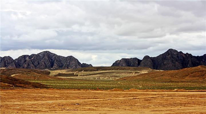 柴达木盆地旅游图片