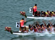 槟城国际龙舟赛 Penang International Dragon Boat Festival