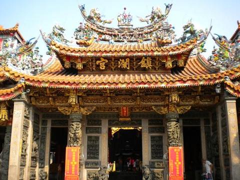 大甲镇澜宫旅游景点图片