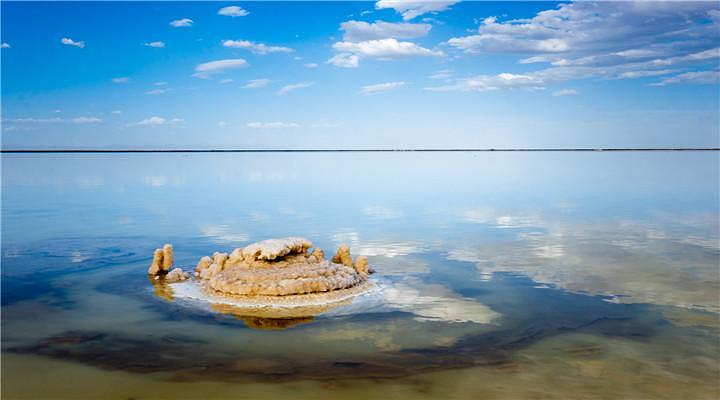 察尔汗盐湖旅游图片