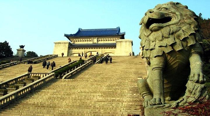 中山陵旅游图片