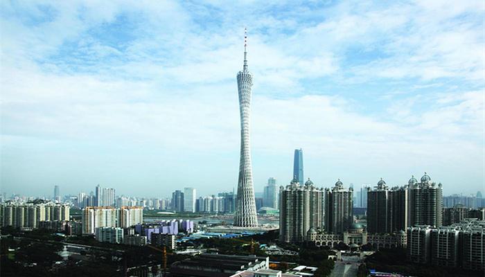 广州塔旅游图片