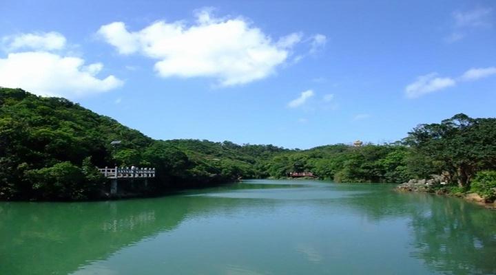 情人湖旅游图片