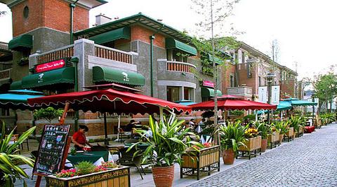 意式风情街