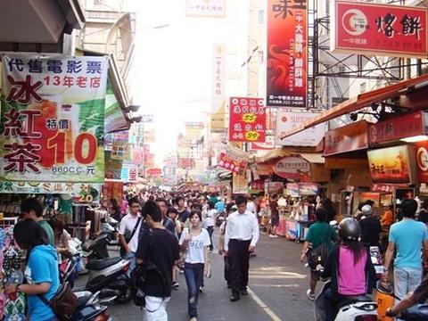 一中街旅游景点图片