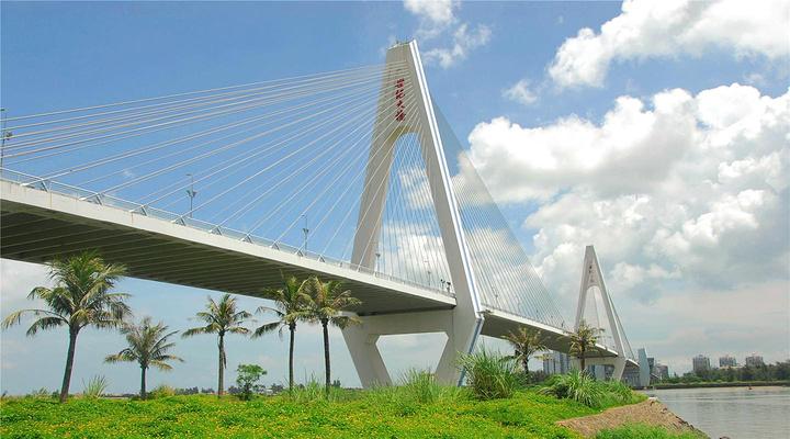 世纪大桥旅游图片