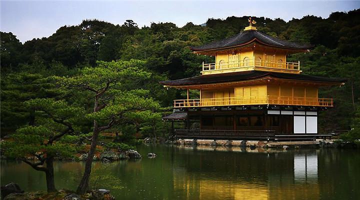 金阁寺旅游图片