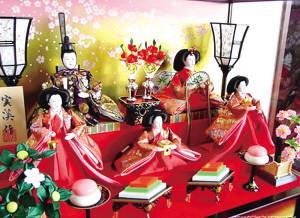女孩节(雏祭り/ひなまつり)