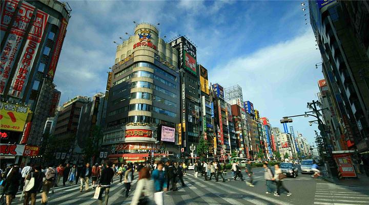 新宿旅游图片
