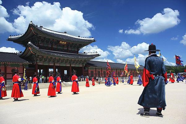 景福宫旅游图片