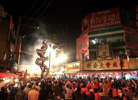 清迈中国新年