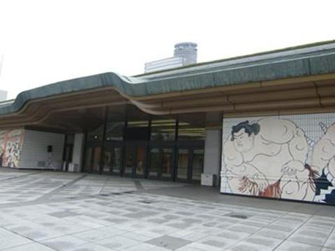 两国国技馆旅游景点图片