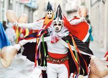 狂欢节Madrid carnival