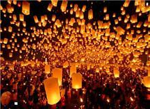 水灯节Loi Krathong