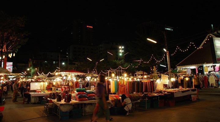 长康路夜市旅游图片