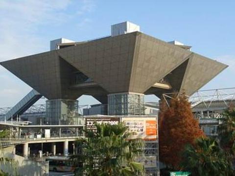 东京国际展览中心旅游景点图片