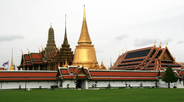 玉佛寺旅游图片