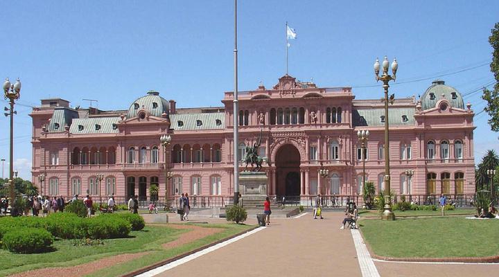 Casa Rosada旅游图片