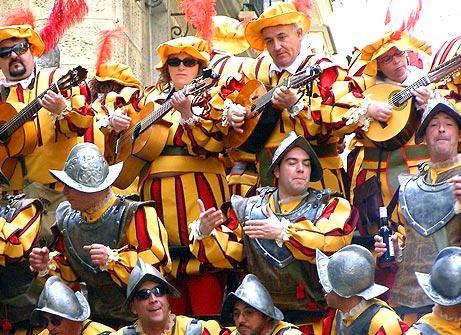 锡切斯狂欢节(Carnaval)