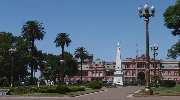 Plaza de Mayo旅游图片