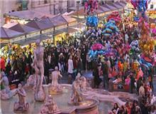 纳芙娜圣诞市场(Mercatino di Natale a Piazza Navona)