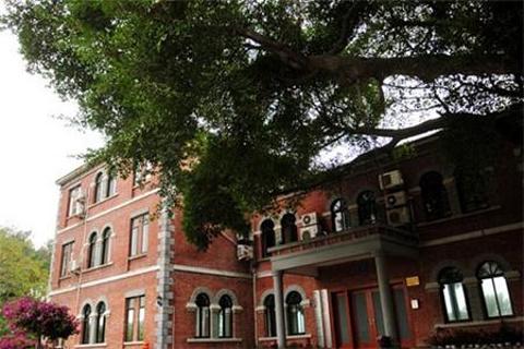 英国领事馆旧址