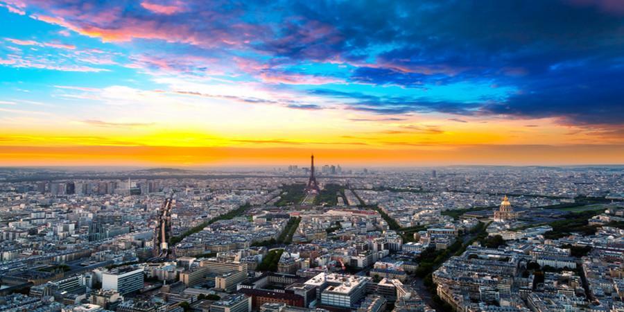 巴黎深度五日游