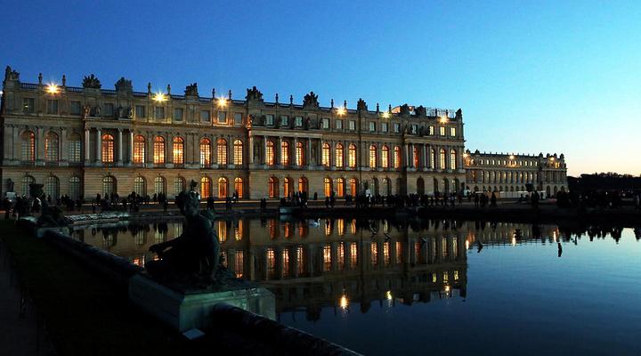 凡尔赛宫旅游图片