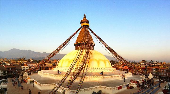 寺庙之城旅游图片