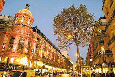奥斯曼大街