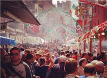 圣杰纳若节 Festa di San Gennaro