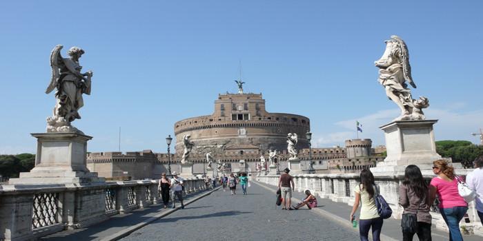 罗马假日一日游