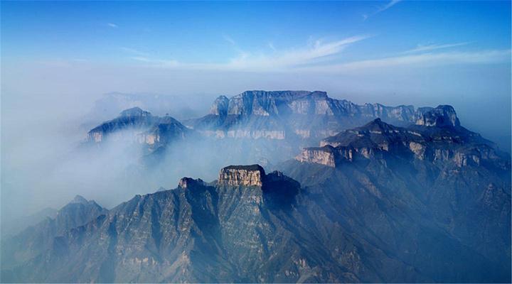 茱萸峰旅游图片