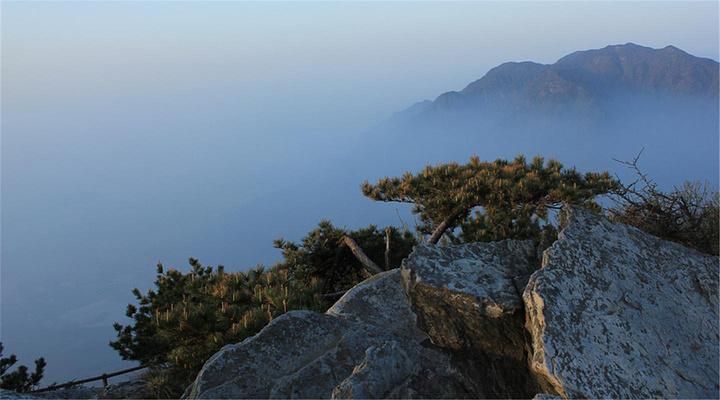 五老峰旅游图片