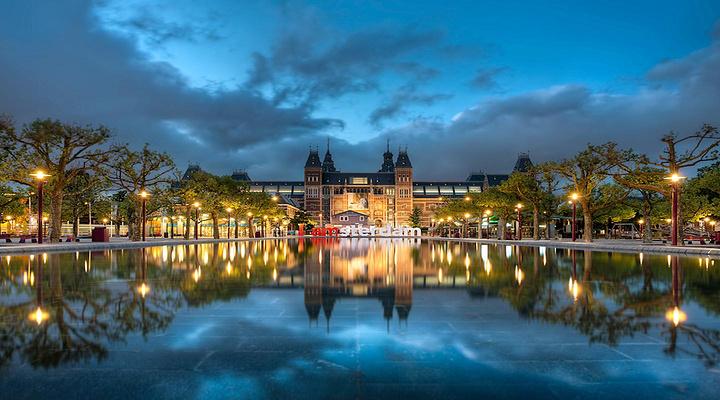 阿姆斯特丹国立博物馆旅游图片