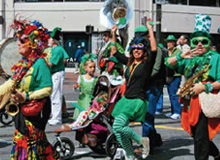 圣·帕特里克节(Saint Patrick's Day)