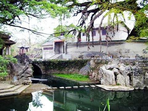 中共广西省工委旧址旅游景点图片