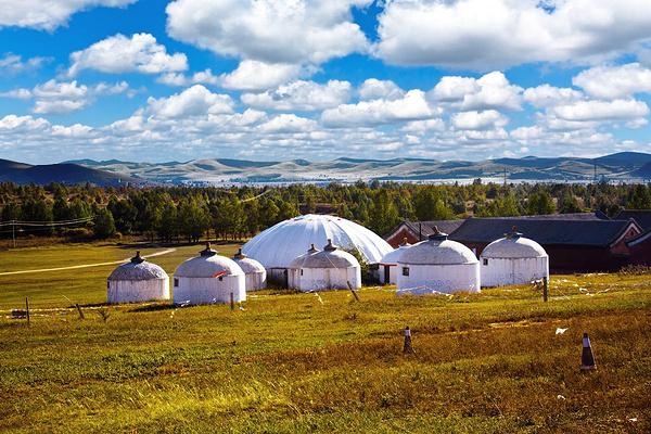 蒙古包旅游图片