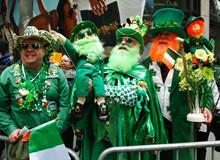 圣帕特里克节(St. Patrick's Day)
