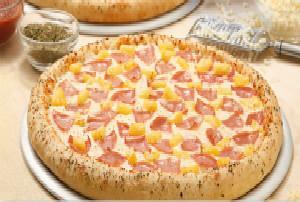 夏威夷披萨(Pizza Hawaiana)