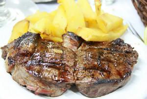 牛背烤肉(Bife de Lomo)