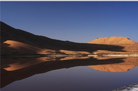 巴丹湖的图片