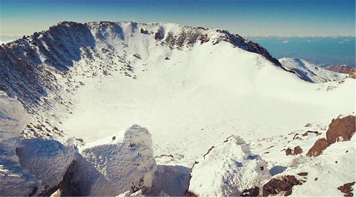 奇峰汉拿山旅游图片
