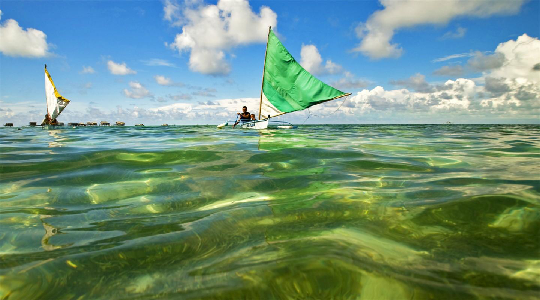 仙本那海岛浮潜二日游